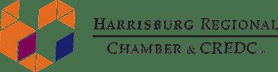 Harrisburg Regional Chamber & CREDC logo